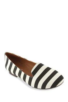 Striped Loafer