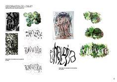 Hélène MARC - Etchevéria -- ~#Identité #graphique pour une boutique de bijoux composés de #plantes grasses