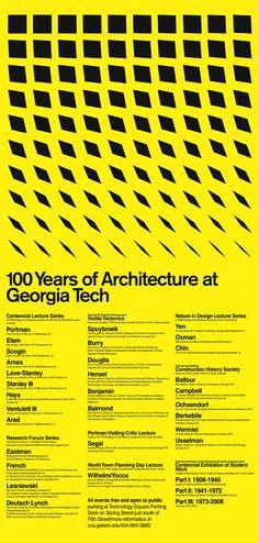 Geometric #poster #design