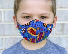 Back to school tee for kids | Etsy CA Red Mask, Blue Mask, Visual Cue, Head And Neck, Fashion Face Mask, Thoughtful Gifts, Are You The One, Back To School, Greek