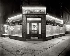 The Elite Laundry - Washington, D.C. - circa 1924