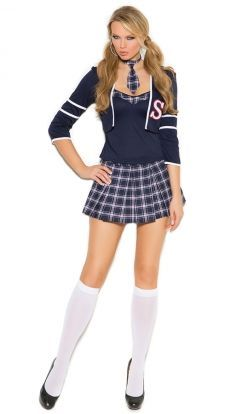 sexy school girl costumes school girl halloween costumes naughty school girl costumes - Naughty Girl Halloween Costumes