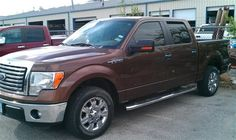 2011 Ford F-150  Brown For Sale in San Antonio, TX  Vin: 1FTFW1CF8BFB83047 - http://www.autonet.net/cardealers/texas/mccombsfordwest/cars-for-sale/2011-ford-f-150-brown-for-sale-in-san-antonio-tx-vin-1ftfw1cf8bfb83047/