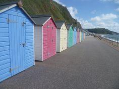 Devon Beach Huts