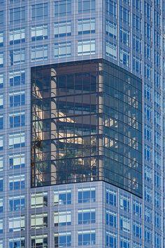 #Architecture Buenos Aires: Torre Repsol César Pelli & Associates - Bs As - Argentina
