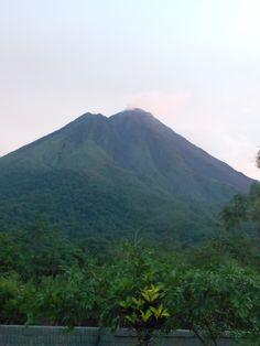 Costa Rica Volcano <3