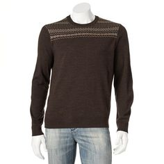 Dockers Fairisle Sweater - Men