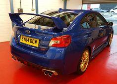 Treating the Subaru to a freshen up!