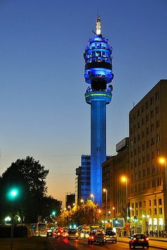 Torre Entel - Chile