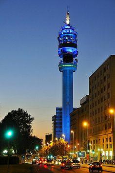 Torre Entel - Chile