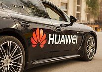 Proof of Huaweis AI tech: the Mate 10 Pro drives a car