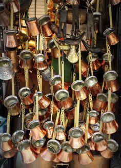 Greek Coffee pots