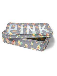 Underbed storage bin @pink