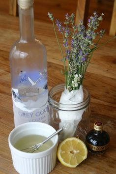 Freckled Italian   Lavender Collins