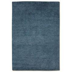 Oak Ridge Slate Blue Area Rug -
