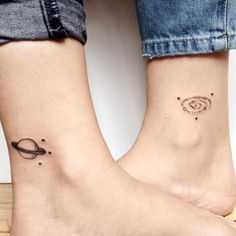 59 Adorable Matching Best Friend Tattoos To Get With Your Ride-or-die – tattoos for women small