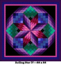 Quilt Patterns Bed Sizes from Jburen | eBay