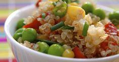 Diez recetas con quinoa