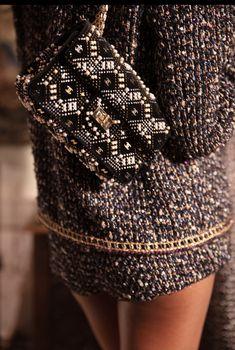 Vogue Paris, Chanel Price, Goth Princess, Fall Collection, Ball Skirt, Velvet Suit, Chanel News, Velvet Leggings, Black Ribbon