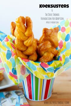 Read More About Koeksusters: A South African Treat, Donut dipped in spiced simple syrup, so good. Brunch Recipes, Sweet Recipes, Breakfast Recipes, Dessert Recipes, Easy Desserts, Delicious Desserts, Yummy Food, Churros, New Year's Eve Appetizers