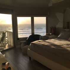 Beautiful first morning sunrise - Ormond Beach 2016 - Apartment Interior And Exterior, Interior Design, Room Goals, Aesthetic Rooms, Dream Rooms, House Rooms, My Dream Home, Room Inspiration, Sweet Home