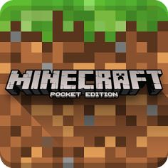 Minecraft - Pocket Edition App for Android. No Android apps list can go without Minecraft. Kids want it, play it all day long, if left to decide on their own. If you love Minecraft, you have to get this app. Minecraft Mods, Minecraft Java, Minecraft Download, Mojang Minecraft, Minecraft Games, How To Play Minecraft, Minecraft Skins, Minecraft Mobile, Minecraft Tips And Tricks