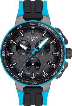 Tissot Watch T-Race Cycling Mens - very smart!