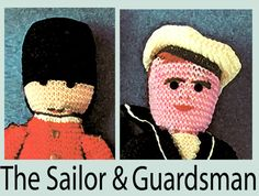 PDF Vintage 1940s Nautical 'Sailor & by TheAtticofKitsch on Etsy