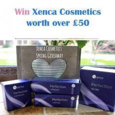Win Xenca Cosmetics worth over £50 ^_^ http://www.pintalabios.info/en/fashion-giveaways/view/en/3255 #International #MakeUp #bbloggers #Giweaway