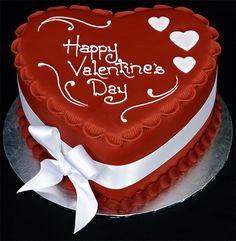 Valentines Cakes – Decoration Ideas