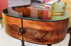 sharpie art guitar - Google Search
