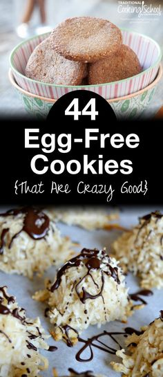 There's nothing better in this world than a soft, melt-in-your-mouth cookie dipped in fresh, raw milk! No Egg Cookie Recipe, Eggless Cookie Recipes, Eggless Baking, Healthy Cookie Recipes, Healthy Cookies, Real Food Recipes, Easy Recipes, Dairy Free Recipes For Kids, Cookie Recipes For Kids