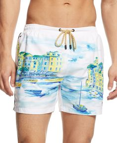 Boss Hugo Boss Sandfish Swim Shorts