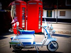 Canterbury Scooter | by The Mod Generation