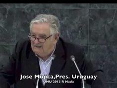 "Jose 'Pepe"" Mujica, Discurso Completo, ONU 2013. 43 minutos de pura verdad."