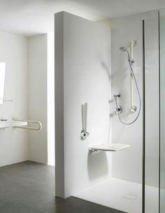 IDEA SEDILE RECLINABILE  BagnoIdea.com - Area doccia Bagnosicuro® - Docce per disabili ed anziani Ponte Giulio S.p.A.