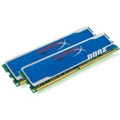 Kingston HyperX 4GB Kit (2x2GB) 800MHZ DDR2 DIMM Desktop Memory (Personal Computers)  Visit : http://infotechno.web.id/bajigur.php?p=B003NWUKJS  #kingston
