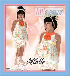 ~*LOC*~ Halle Floral Shorts Outfit (FREE)