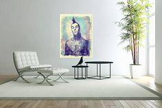 Travis Barker Digital Art Print Blink 182 Digital Art Print