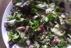 Haringsalade - Slank Met Linda Sprouts, Cabbage, Vegetables, Mince, Dressings, Food, Camping, Campsite, Essen
