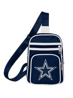 NFL BRAND NEW Dallas Cowboys Mini Cross Sling Small Backpack Bag Tote Purse  Small Backpack 297fb1a176aae
