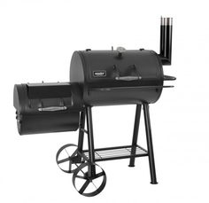 Hecht grill węglowy SENTINEL LUX | MALL.PL Mall, Grilling, Bbq, Outdoor Decor, Food, Barbecue, Crickets, Meals, Backen