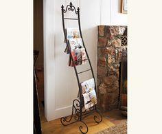 cascade magazine rack