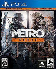 Metro Redux - PlayStation 4 by Deep Silver, http://www.amazon.com/dp/B00KF7BEFS/ref=cm_sw_r_pi_dp_VWnxub1V3R7RA