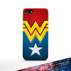 Wonder Woman iPhone 5 5s Case