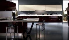 Bonita combinación de marrones y beige www.lovikcocinamoderna.com, mejor precio cocina completa garantizado
