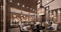 Meeting bosom friends Huafa & City Hub Wuhan Sales Center, Wuhan, 2015 - Shenzhen Rongor Design & Consultant Co., Ltd