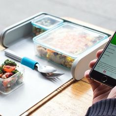Fill up your Prepd Pack using the recipes and meal plans on the Prepd App and seamlessly track your nutritional intake. #takelunchseriously #getprepd #caloriecounting