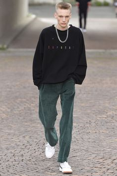 gosha rubchinskiy 2017 spring summer collection