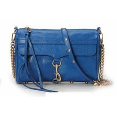 Rebecca Minkoff Bag With Gold Hardware
